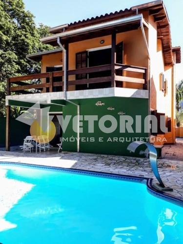 Imagem 1 de 19 de Sobrado Com 4 Dormitórios À Venda, 230 M² Por R$ 1.150.000,00 - Tabatinga - Caraguatatuba/sp - So0194