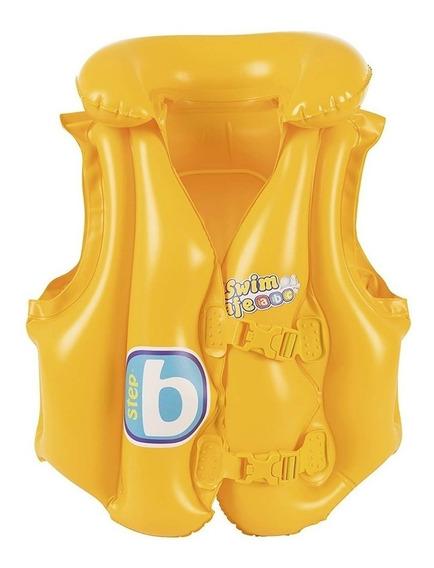 Chaleco Inflable Infantil Bestway De 3-6 Años B32034