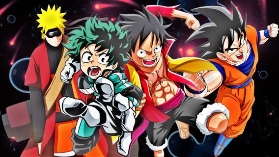 Arte/banner Para Canal Do Youtube Anime.