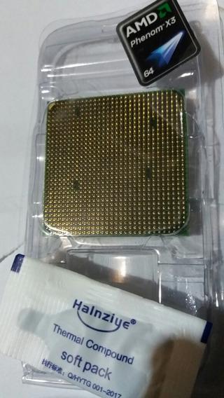 Processador Amd Phenom X3 Hd 8650 2.3ghz Am2+ C/ Cooller