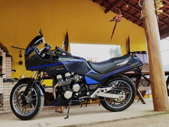 Cbx 750 F Honda - Sete Galo