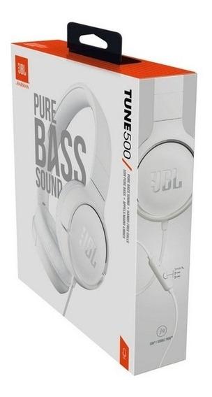 Fone De Ouvido Jbl Pure Bass Sound Tune 500