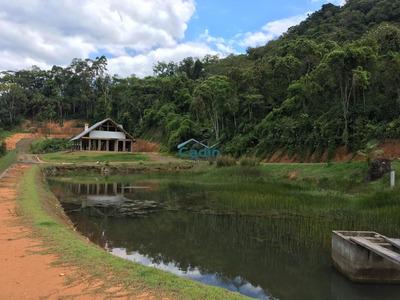 Sítio Em Luis Alves - Galpão Com Mezanino - 2220