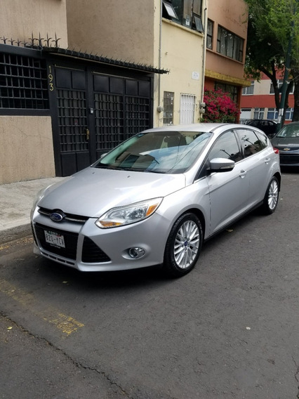 Ford Focus Hb Sel At (precio Negociable)