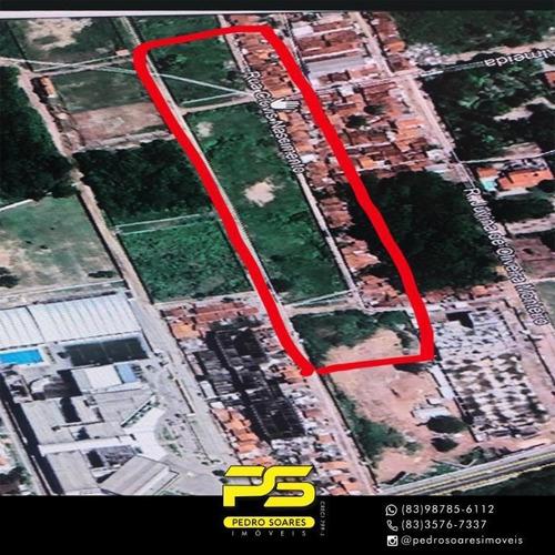 Imagem 1 de 1 de Área À Venda, 13000 M² Por R$ 15.000.000,00 - Altiplano - João Pessoa/pb - Ar0028