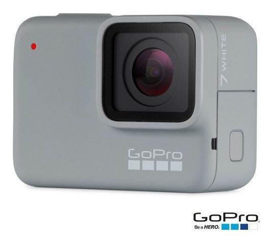 Câmera Digital Gopro Hero 7 White Com 10 Mp Go Pro