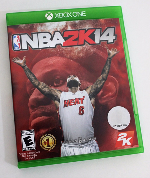 Nba 2k14 Para Xbox One