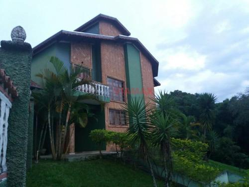 Chácara Residencial À Venda, Buquirinha, São José Dos Campos. - Ch0013