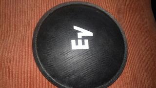 Copo Cubre Polvo Con Logo Ev Para Parlantes De 10 ,12 ,15