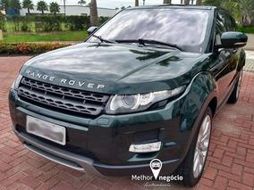 Land Rover Evoque Pure Tech 2.0 5p Aut. 2012 Verde