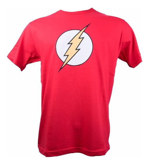 Remera, Dc, Flash Logo, Hombre/mujer