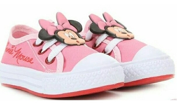 Tênis Infantil Disney Minnie