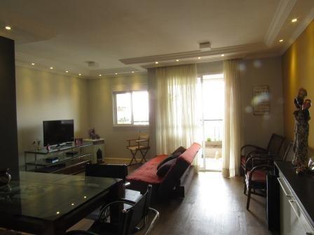 Apartamento - Jardim Parque Morumbi - Ref: 3415 - V-3415