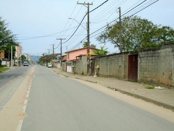 Terreno Para Galpão À Venda, Enseada, Guarujá. - Te0443