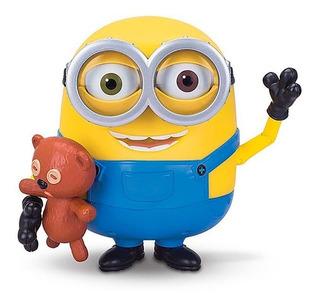 Juguete Universal 1404 Minion Bob Con Teddy