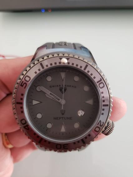 Relógio Swiss Legend Neptune 48mm