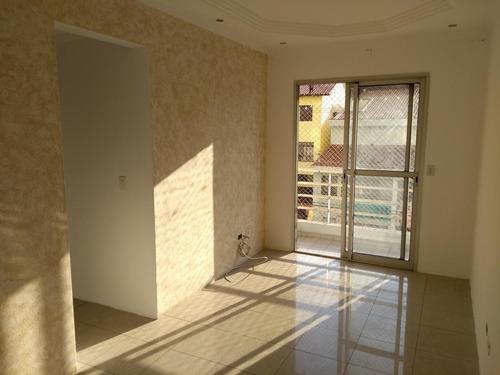 Imagem 1 de 15 de Apartamento 2 Dormitórios Para Venda Em Guarulhos, Macedo, 2 Dormitórios, 1 Banheiro, 1 Vaga - Ap0300_1-1802510