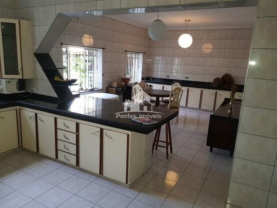 Casa Térrea 4 Quarto(s) C/ Suítes Para Venda No Bairro Jordanópolis Em São Bernardo Do Campo - Sp - Cas43