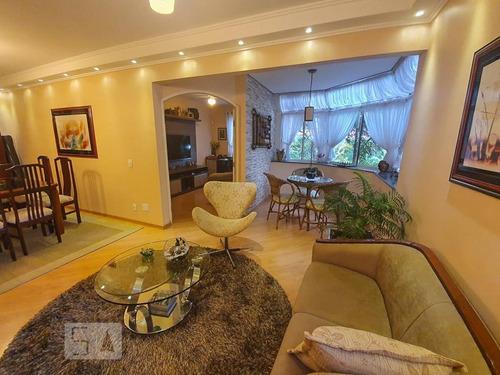 Apartamento À Venda - Jardim Marajoara, 4 Quartos,  130 - S893129516