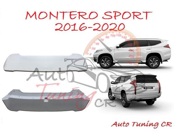 Coleta Compuerta Trasera Mitsubishi Montero Sport 2016-2020