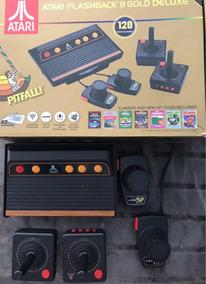 Atari Flashback 8 Gold Deluxe - Defeito