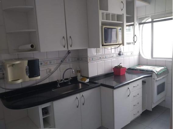 Apartamento Em Brooklin, São Paulo/sp De 81m² 2 Quartos À Venda Por R$ 530.000,00 - Ap197543