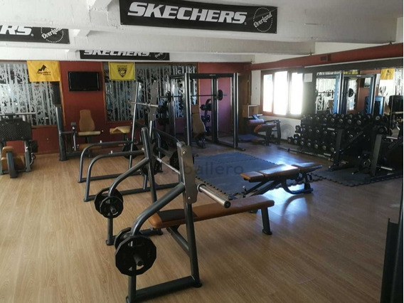 Se Vende Fondo De Comercio Gym Apenhue En Galería Sobre Avenida Arrayanes Centro