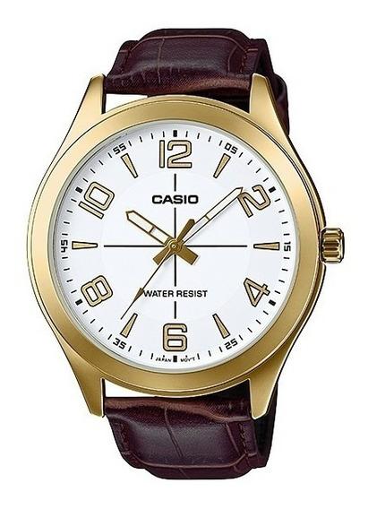 Relógio Casio Analógico Masculino Mtp-vx01gl-7budf