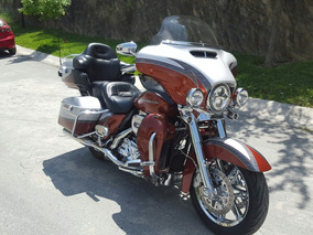 Harley Davidson Ultra Cvo