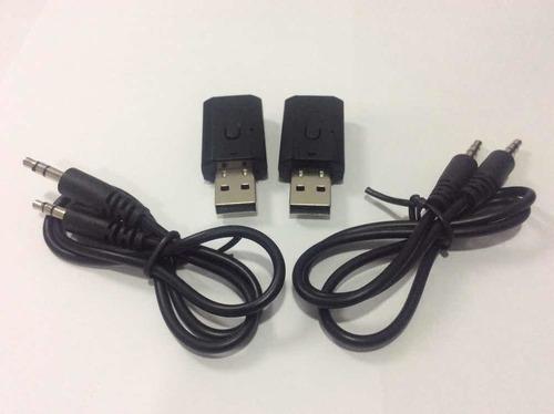 Transmisor Receptor Bluetooth Usb Para Pc, Carros O Parlante