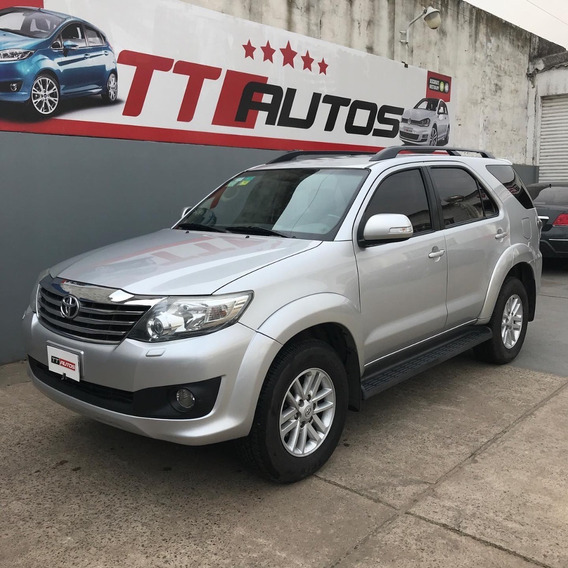 Toyota Sw4 2.7 Nafta 4x2 At 5 Plazas 2013