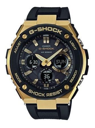 Relógio Casio G-shock Gold Gsts-100g-1a
