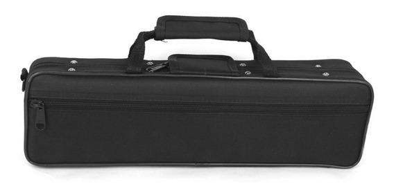 Estojo Case Flauta Transversal Luxo Flute Ccb