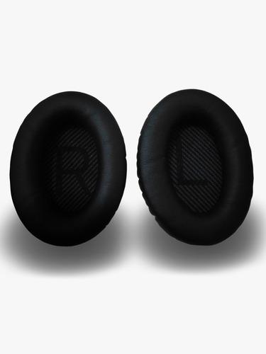 Espumas Almofadas Bose Qc15 Qc 15 Nova Original Preta