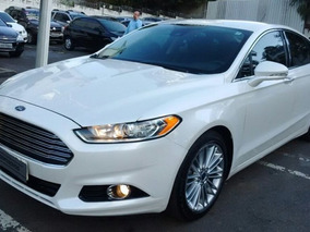 Ford Fusion Titanium Fwd 2.0 16v Gtdi At 2015/2016