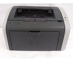 Impressora Laser Hp Laserjet 1015 Funcionando Usada