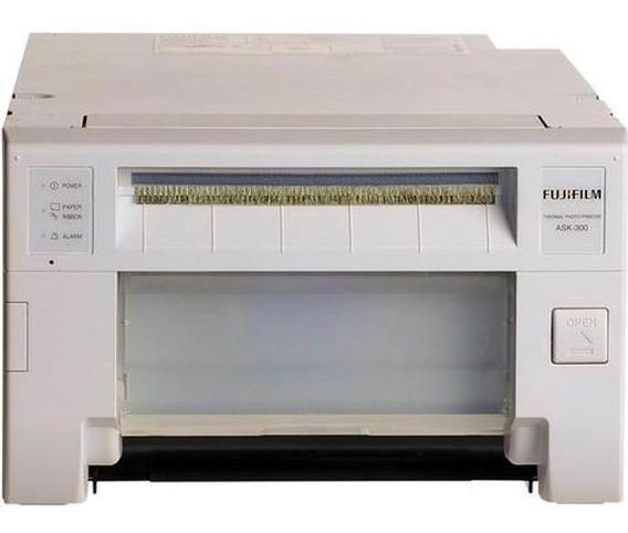 Impressora Ask 300 Mini Kiosk Fuji