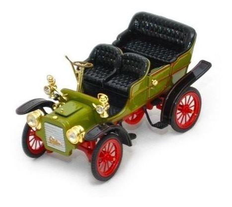 1907 Cadillac Model M Verde - Escala 1:32 - Signature Models