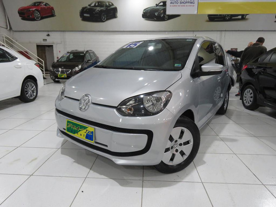 Volkswagen Up! 1.0 Mpi Move Flex 4p Completo C/ Airbag + Abs
