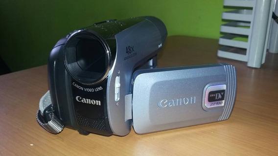 Mini Videocamara Filmadora Canon Zr930 Como Nueva (100v)