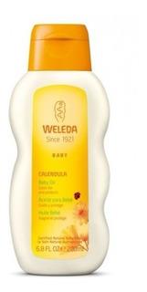 Aceite De Caléndula Weleda Apto Celiaco Vegano