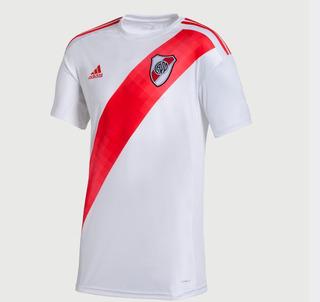 Camisa River Plate Branca Home 2020 Novas Pronta Entrega
