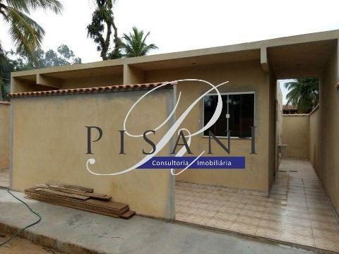 Campo Grande, Casa Linear, Sala, Quarto, Com Quintal E Vaga - Ca00560