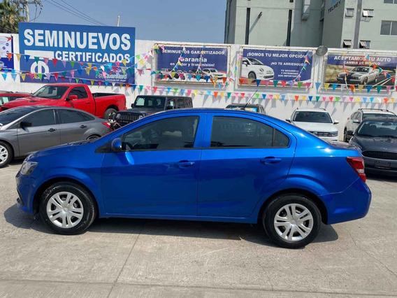 Chevrolet Sonic 2017 4p Ls L4/1.6 Man