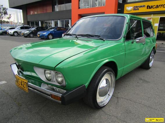 Volkswagen Brasilia 102