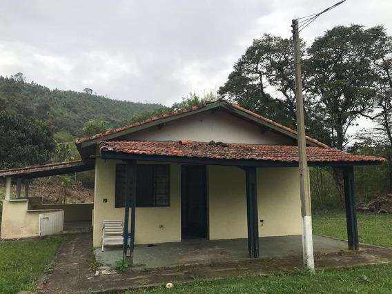 (cr) Linda Chácara Em Frente A Um Lago