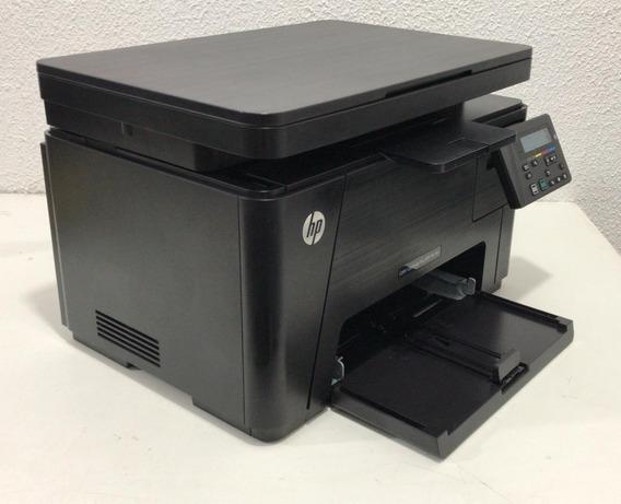 Impressora Hp Color Laserjet Pro Mfp M176n *revisada*
