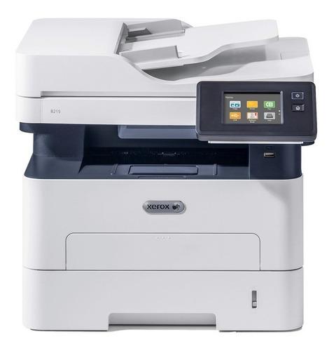 Impresora Multifuncion Xerox B215 Laser B/n Oficio Wifi Red