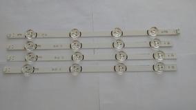 Barra De Led Lg 42lb5800/6200 Mod A