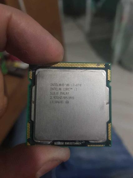 Processador Intel Core I7 Primeira Geração